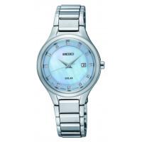 Seiko Solar Ladies Coutura Bracelet Watch SUT351P9